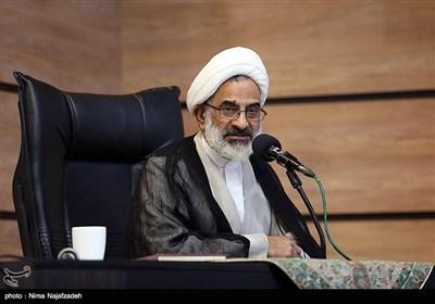 سخنرانی حجتالاسلام عبدالله حاجی صادقی نماینده ولی فقیه در سپاه پاسداران