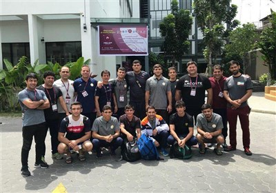 Iran Greco-Roman Team Wins Junior Asian Championships - Sports news