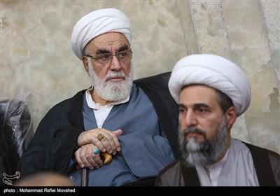 حجتالاسلام والمسلمین محمدی گلپایگانی رئیس دفتر مقام معظم رهبری
