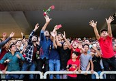فروش 26 هزار بلیت برای دیدار پرسپولیس - پارس جنوبی/ تماشاگران بدون بلیت به ورزشگاه نروند