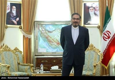 علی شمخانی دبیر شورایعالی امنیت ملی