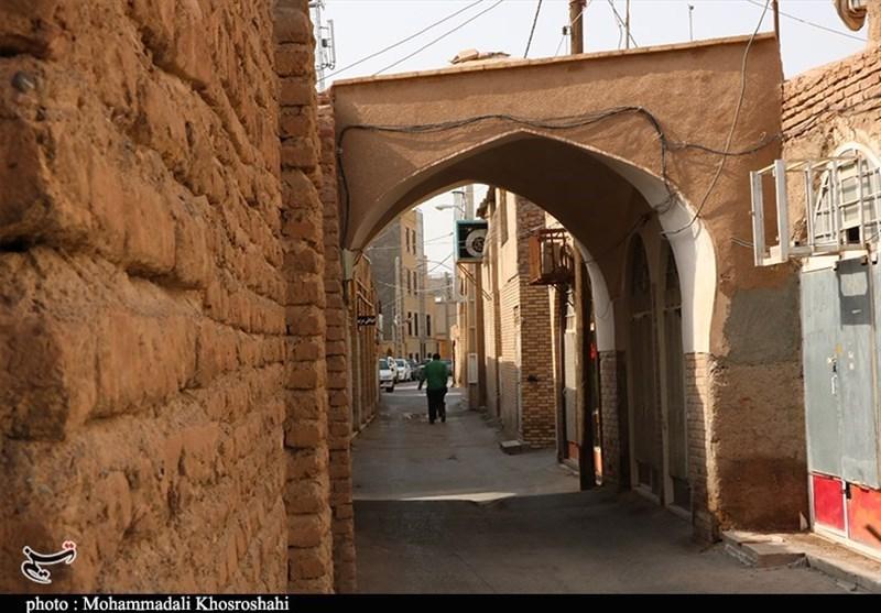 گذری در کوچههای قدیمی کرمان به روایت تصویر