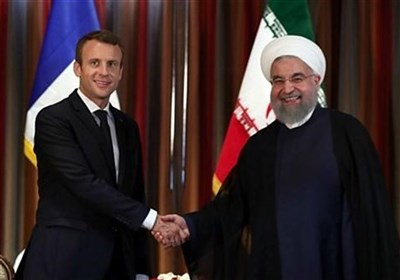 JCPOA Not Renegotiable, Rouhani Tells Macron