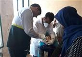 اعزام 45 تیم پزشکی به مناطق محروم قشم