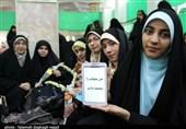 خوزستان| برگزاری اجتماع پرشور «دختران انقلاب» در دزفول به روایت تصویر
