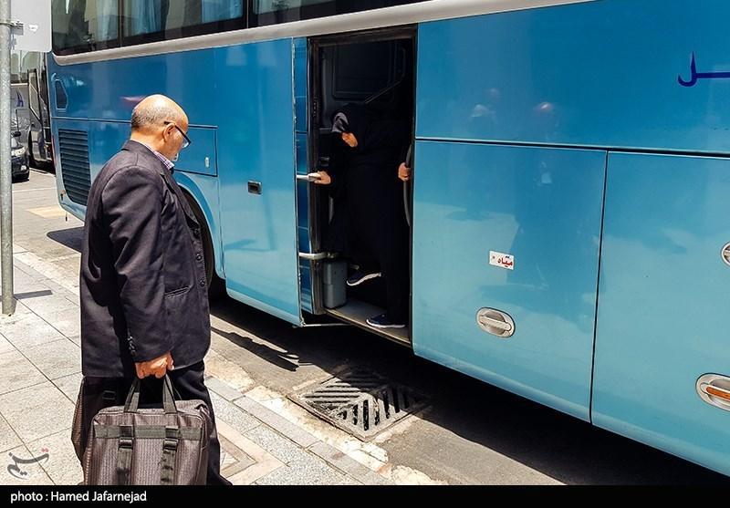 Iranian Hajj Pilgrims Get Welcome in Saudi Arabia