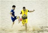لیگبرتر فوتبال ساحلی| تیم ایفا اردکان یزد برای قهرمانی با گلساپوش یزد رقابت حساسی دارد