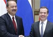 سفر نخست وزیر ازبکستان به روسیه