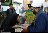 خدام حرم رضوی با خانوادههای شهدا دزفول دیدار کردند +تصاویر