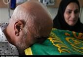 خوزستان| خادمان آستان قدس رضوی از بیماران دزفول عیادت کردند + تصاویر