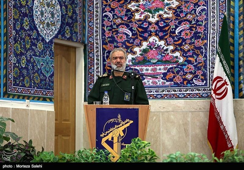 نائب قائد الحرس الثوری: العدو لا یمتلک الجرأة لاطلاق رصاصة نحو ایران