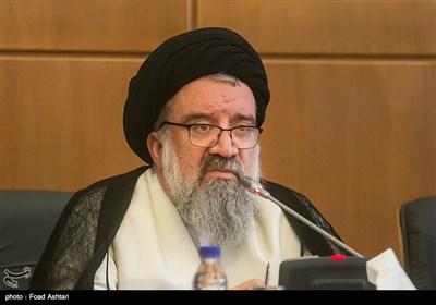 آیت الله سید احمد خاتمی عضو هیئت رئیسه مجلس خبرگان رهبری