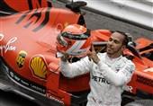 برگر: لوئیس همیلتون بهترین راننده تاریخ فرمول یک نیست