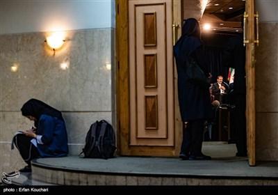 سخنرانی حضور اسحاق جهانگیری معاون اول رئیس جمهور در همایش فرمانداران سراسر کشور