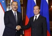 گزارش|عرصه های گسترش روابط روسیه و ازبکستان