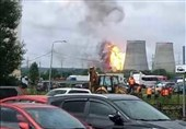 Major Fire Breaks Out at Thermal Plant near Moscow