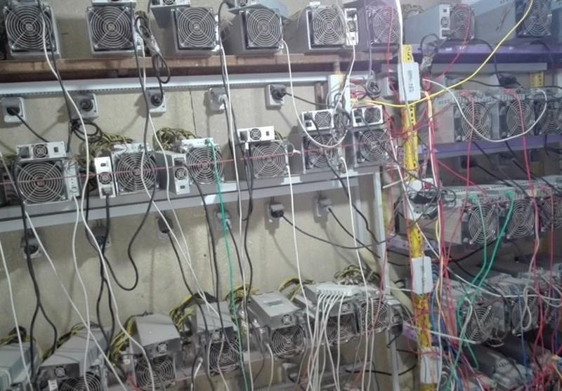 بوشهر|مزرعه استخراج ارز دیجیتال«بیت کوین» در دشتستان شناسایی و کشف شد