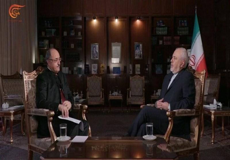 ظریف: انگلیسیها رسما اعلام کنند که برده آمریکا هستند/ ایران آماده مقابله با هرگونه تهدید از سوی آمریکاست