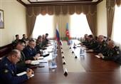 مذاکره مقامات بلندپایه نظامی روسیه و جمهوری آذربایجان درباره مناقشه قره باغ