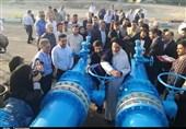 اهواز|42 هزار متر مکعب در شبانهروز به ظرفیت تصفیه آب اهواز اضافه شد