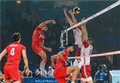 لیگ ملتهای والیبال| شکست ایران مقابل لهستان در دیداری نفسگیر/ بازی مرگ و زندگی با برزیل