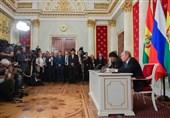 پوتین و مورالس: تحریمهای آمریکا علیه ایران را محکوم میکنیم