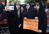 طومار حمایت از ناجا برای مبارزه با بدحجابی در نماز جمعه اصفهان امضاء شد