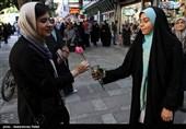 اصفهان| نقش بانوی با حجاب به عنوان یک الگو برای تمدن غرب