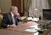 مذاکرات تلفنی پوتین با امیر قطر درباره چه بود؟
