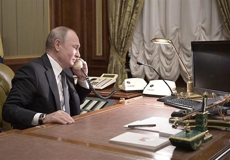 گفتوگوی تلفنی پوتین و مرکل درباره سوریه، لیبی و اوکراین