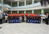 اعزام تیمهای ملی هاکی به تایلند برای حضور در مسابقات قهرمانی آسیا