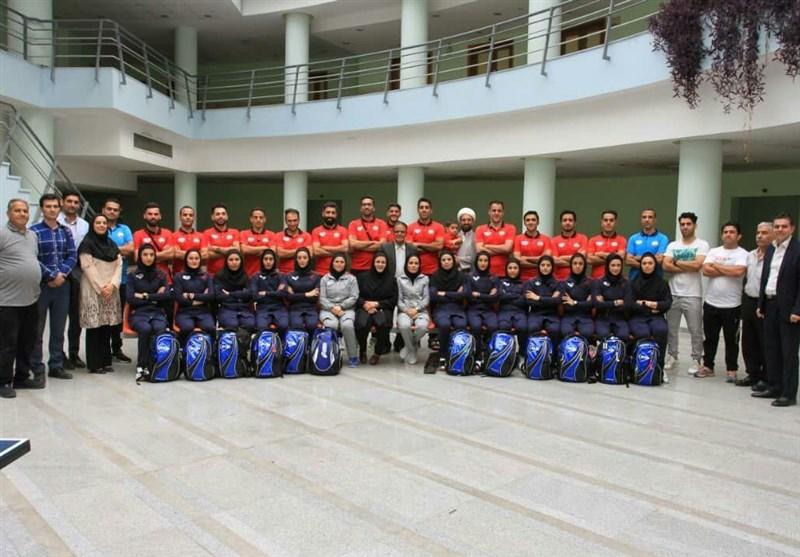 Iran Downs Bangladesh at Indoor Hockey Asia Cup