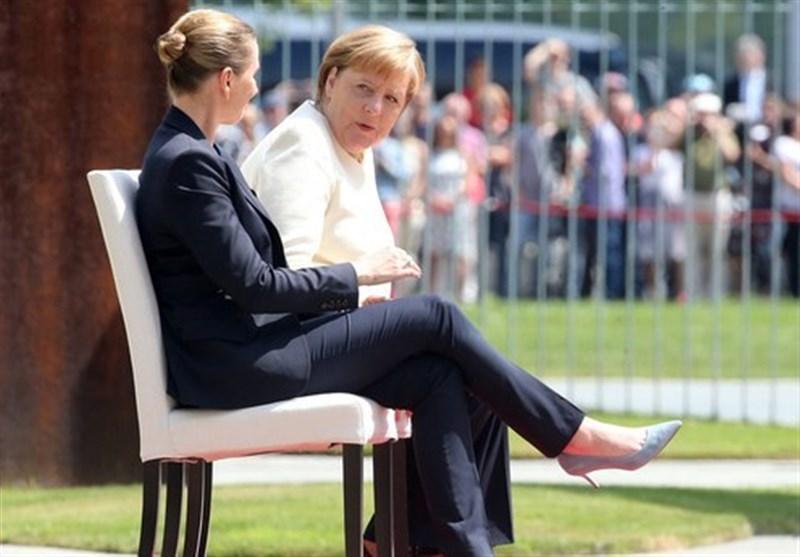 گزارش تسنیم | لرزشهای مرکل معمای سیاسی بزرگ آلمان + فیلم