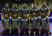 کشتی آزاد جوانان قهرمانی آسیا  نمایندگان ایران در پنج وزن نخست حریفان خود را شناختند