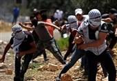 شهادت یک فلسطینی در نوار غزه