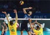 لیگ ملتهای والیبال  ایران در جایگاه پنجم ایستاد