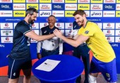 Iran Has Good Volleyball Generation, Brazil Captain Rezende Says