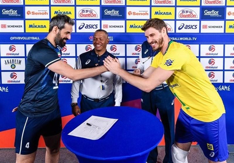 Brazil Captain Rezende Lauds Saeid Marouf