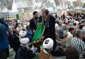 مراسم استقبال از پرچم متبرک آستان قدس رضوی در زاهدان برگزار میشود