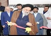 اندرزگاه جدید زندان مرکزی با حضور نماینده ولیفقیه در کردستان افتتاح شد+تصاویر
