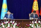 دیدار نخستوزیر قزاقستان با رئیسجمهور و نخستوزیر قرقیزستان