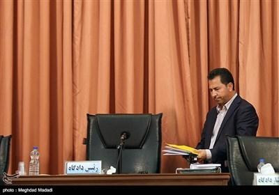 اولین جلسه دادگاه محمدعلی نجفی