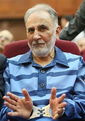 محمدعلی نجفی متهم به قتل میترا استاد