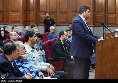 آقازاده راننده محمدعلی نجفی متهم به قتل میترا استاد