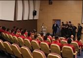 برگزاری مراسم معارفه کادر فنی و بازیکنان تیم ملی