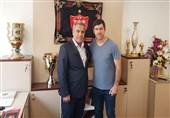 Persepolis Coach Bagheri Pens Contract Extension