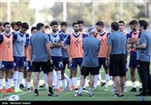 اعلام اسامی بازیکنان تیم ملی فوتبال برای دیدار با هنگکنگ