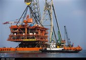 Gas Production Begins in 3rd Platform of Iran's South Pars Phase 14