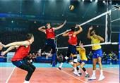 لیگ ملتهای والیبال| روسیه و آمریکا فینالیست شدند