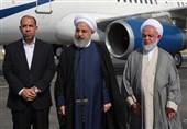 رئیس جمهور: تصمیمات مهمی برای توسعه خراسان شمالی اتخاذ میشود / تمام مصوبات سفر قبل اجرایی شد